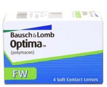 Контактные линзы Optima FW (4 шт.)