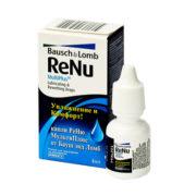 Смазывающие и увлажняющие капли ReNu MultiPlus