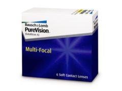 Контактные линзы PureVision Multi-Focal (6 шт.)