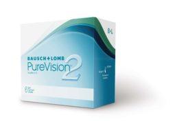 Контактные линзы PureVision 2 HD (6 шт.)