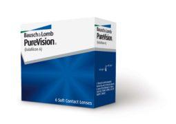 Контактные линзы PureVision (6 шт.)