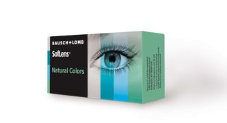 Контактные линзы SofLens Natural Colors (2 шт.)