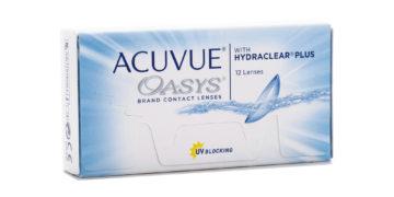 Контактные линзыAcuvue Oasys  (12 шт.)