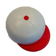 Дорожный набор для мягких контактных линз А 8115 (бело-красный)