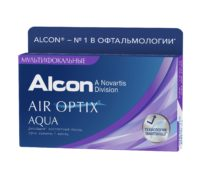 Контактные линзы AIR OPTIX Aqua Multifocal (3шт.)