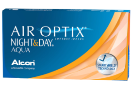 Контактные линзы  AIR OPTIX Night&Day (3шт.)