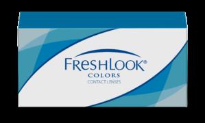 Цветные контактные линзы FRESHLOOK Colors (2 шт.)
