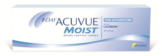 Контактные линзы 1-Day Acuvue Moist for Astigmatism ( 30 шт.)