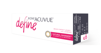1-Day Acuvue Define Естественное сияние (Natural Shimmer) ( 30 шт.)
