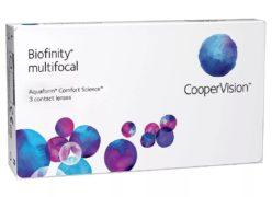 Контактные линзы Biofinity Multifocal (3 шт.)