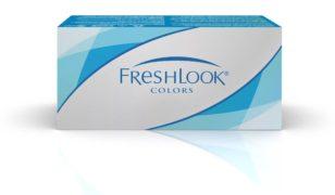 Цветные контактные линзы  FRESHLOOK Dimensions (6 шт.)