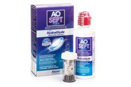 Пероксидный раствор Aosept Plus HydraGlyde 90 мл