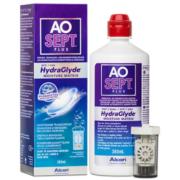 Пероксидный раствор Aosept Plus HydraGlyde 360 мл