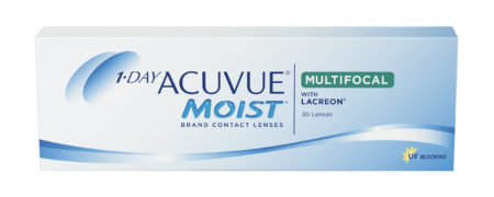 1-Day Acuvue Moist Multifocal 30 линз
